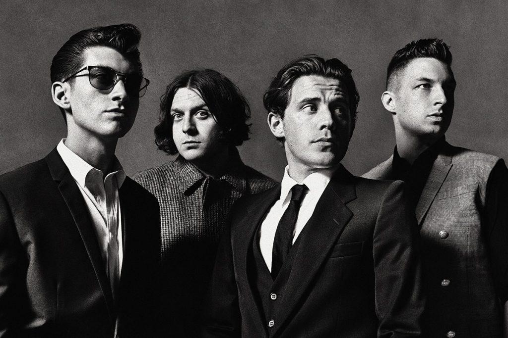 Arctic Monkeys release new live album in support of War Child