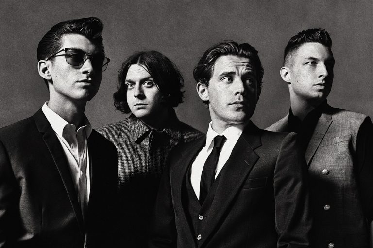 Arctic Monkeys release new live album in support of War Child
