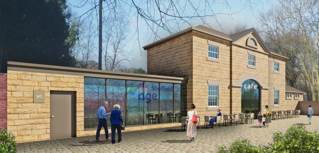 Work set to begin soon on new Hillsborough Park cafe