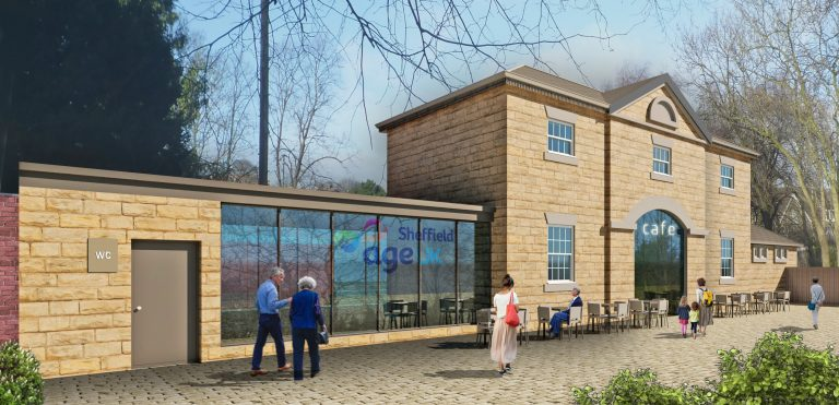Work set to begin soon on new Hillsborough Park cafe
