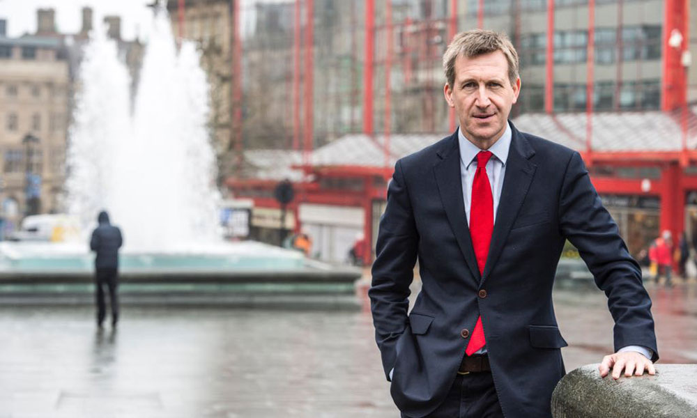 Sheffield City Region Mayor, Dan Jarvis