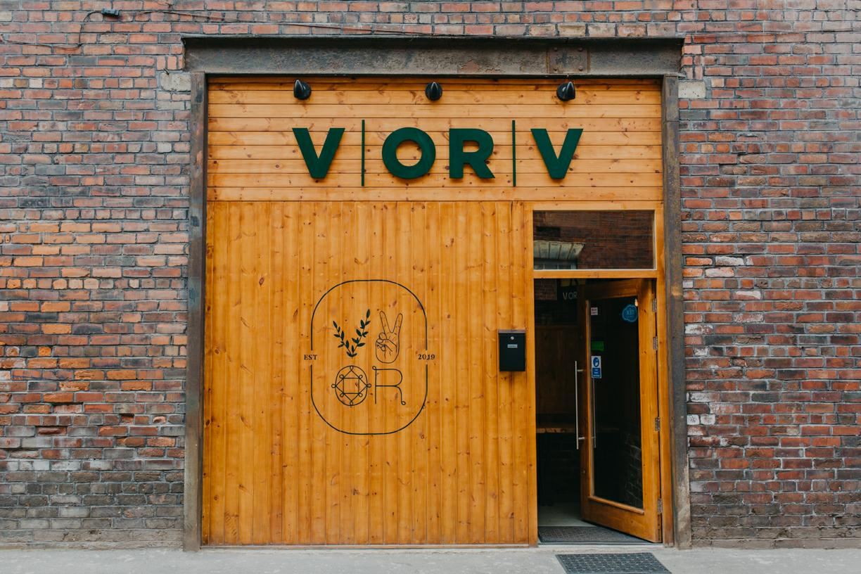 V|OR|V, in Wharncliffe Works, Cornish Street