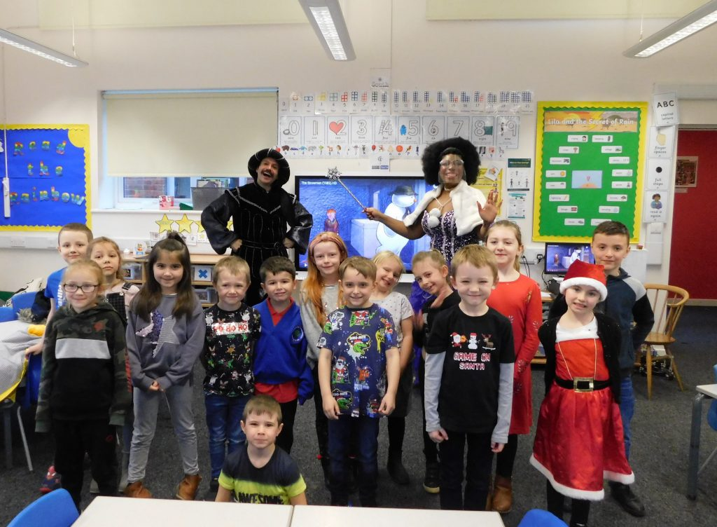 Sheffield schools to enjoy FREE streamed panto in new year