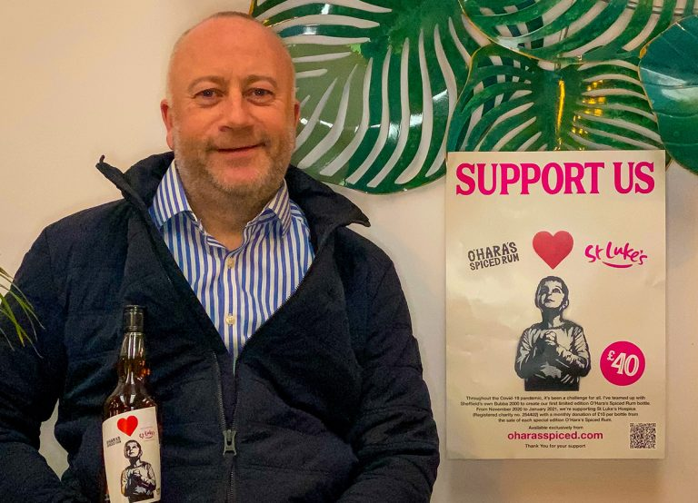No rum deal for Sheffield charity thanks to popular drinks brand
